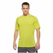 Reebok Polyester Short Sleeve Activewear for Men