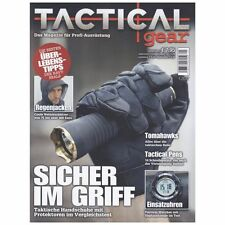 Magazin Tactical Gear 1/2017