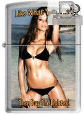 Zippo 200 sexy swimsuit girl like Lighter with PIPE INSERT PL