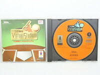PRO BASEBALL VIRTUAL STADIUM 3DO Real Panasonic Japan Game 3d
