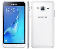 "New Original Unlocked Samsung Galaxy J3 J320A 16GB 5"" 5MP Smartphone white"