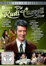 Die Rudi Carrell Show Vol. 3 * DVD Serie 6 weitere Folgen Pidax Neu Ovp