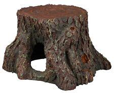 Cepa de árbol Peces Cueva Terrapin Tortuga calentando plataforma de acuario peces tanque