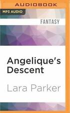 Dark Shadows: Angelique's Descent by Lara Parker (2016, MP3 CD, Unabridged)