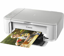 CANON PIXMA MG3650 All-in-One Wireless Inkjet Printer (White) Printer Only Deal