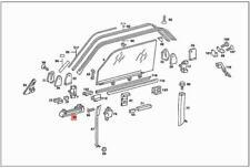 Genuine Seal Mercedes C123 W123 Coupe 1237250566
