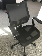 Real space Mid-Back Task Chair - Black