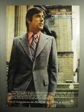 1971 Hart Schaffner & Marx Suit Ad - The Correspondent