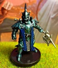 Torrent Hellknight D&D Miniature Dungeons Dragons pathfinder fighter dragonborn