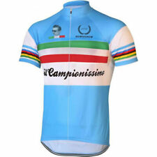Retro Il Campionissimo Cycling Jersey cycling Short Sleeve jerseys