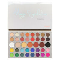 39 Colors Beauty Shimmer Eyeshadow Palette Cosmetic Eye Shadow Pigment Makeup