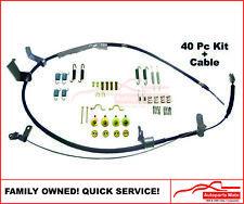 Landcruiser 78 Series Hand Brake Kit Cable + Spring Pin Clip FZJ78 HZJ78 VDJ78