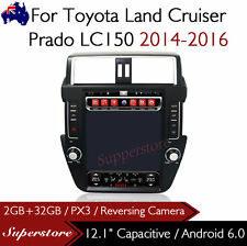 "12.1"" tesla style Android  Car Player Navi GPS For Toyota Land Cruiser Prado"