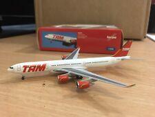 TAM A340-500 1:500 (Reg PT-MSN) 529204 Wings Club Model Herpa Wings