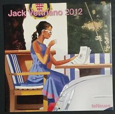 Jack Vettriano 2012 Wall Calendar teNeues Unused 29.5 x 29.5 cm Art Multilingual