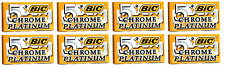 BIC Chrome Platinum Double Edge Safety Razor Blades, 40 Count