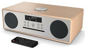 DAB+ FM Hi-Fi System Radio CD Player Bluetooth