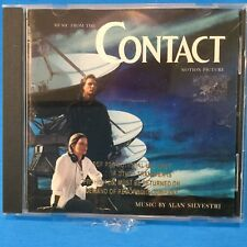Contact Soundtrack By Silvestri CD