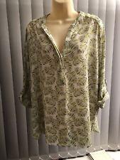 Dorothy Perkins Ladies Blouse Shirt Size 18