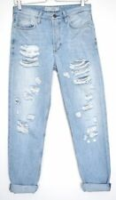 Boyfriend Regular Ripped, Frayed L34 Jeans for Women