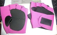 1 Pair of Ladies Training Gloves, Pink, Sports, Weight