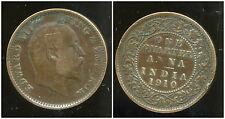 INDE    one quarter anna  1910  EDWARD VII