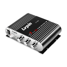 2.1 Channel Mini Computer Car Stereo Sound+Heavy Bass Amplifier Subwoofer 12-18V