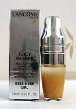 Lancome Juicy Shaker Pigment Infused Bi-Phase Lip Oil Bees-Ness Girl 055 BNIB