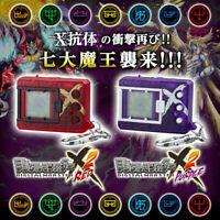 BANDAI Digivice DIGIMON Digital Monster X Ver. 2 Red & Purple set Anime Game