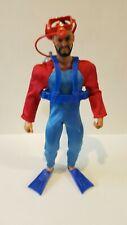 Vintage Mattel big jim action figure