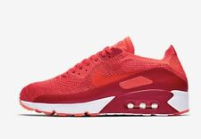 Nike Air Max 90 Ultra 2.0 Flyknit Red. Size UK 11.5