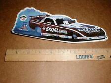 Vintage Don The Snake Prudhomme Skoal Bandit Pontiac drag racing decal Sticker