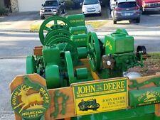 John Deere Hit Miss Antique Engines