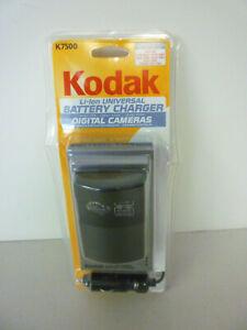New Kodak K7500 Li-Ion Universal Battery Charger For Digital Camera