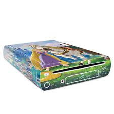 Nintendo Wii U Konsole Folie Aufkleber Skin - Tangled