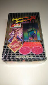 California Dreaming, HOLO Pleasures Trading Cards, New - Factory Sealed Box Set