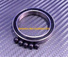 [QTY 4] 6701-2RS (12x18x4 mm) Hybrid Ceramic Rubber Ball Bearing Bearings 6701RS