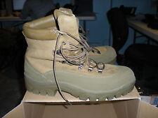 EUC GI Army Issue Bates Mountain Combat Boots E03412A Leather,Size 5R