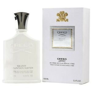 Creed Silver Mountain Water EDT 2.5ml - Travel / Sample Vial - Genuine - Unisex