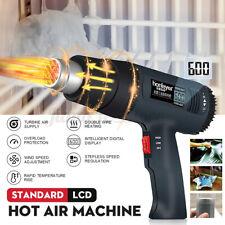 2000W Hot Air Heat Pistol Guns Dryer Soldering Adjustable Temperature Digital**