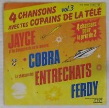 Jayce Cobra Entrechats Ferdy 45 Tours 1986