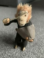 NICE Antique Wind-up Conductor Monkey Japan Works Great W/KEY Buy Now!