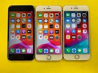 Apple iPhone 6S 16GB 32GB 64GB 128GB (Unlocked) Gold Gray Rose  Choose Condition