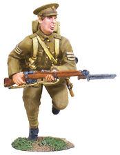 BRITAINS WORLD WAR 1 23002 1914 BRITISH INFANTRY NCO CHARGING #1 MIB
