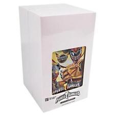 Juego de tarjetas coleccionables de Power Rangers