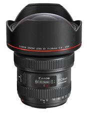 Canon Auto Focus f/4 Wide Angle Camera Lenses