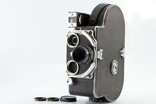 【EXCELLENT+++】 Bolex Paillard H16 16mm Cine Camera w/ 16mm Lens From JAPAN #4012