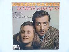 ROBERT CASTEL  LUCETTE SAHUQUET L interview .. 71139