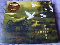*M 2 CD ANI DI FRANCO ESSENTIAL COLLECTION CANON BONUS EDITION + BOOTLEG