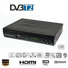 Décodeur TNT HD terrestre HDMI / PERITEL (ancienne TV) - DVB-T2 - MPEG-4